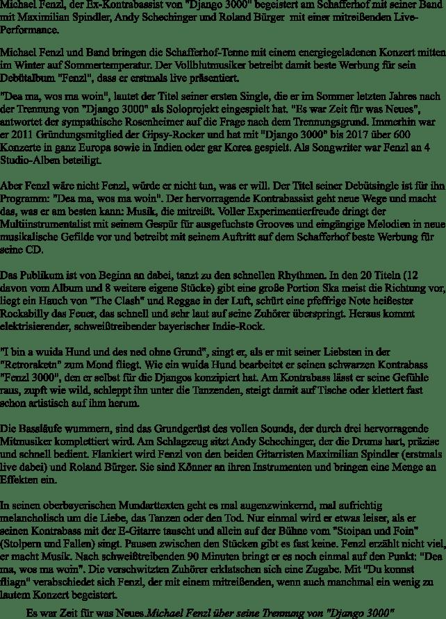 Schafferhof Bericht Seite 2