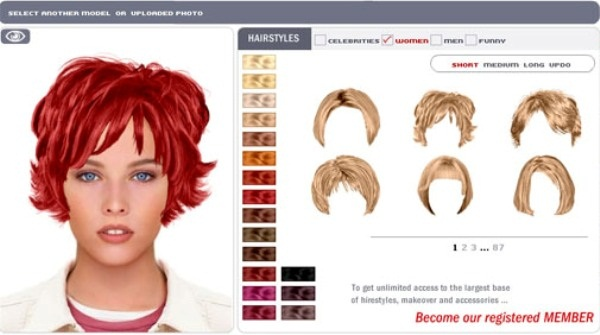 30+ Websites Try Different Hairstyles - Hairstyles Ideas - Walk the ...