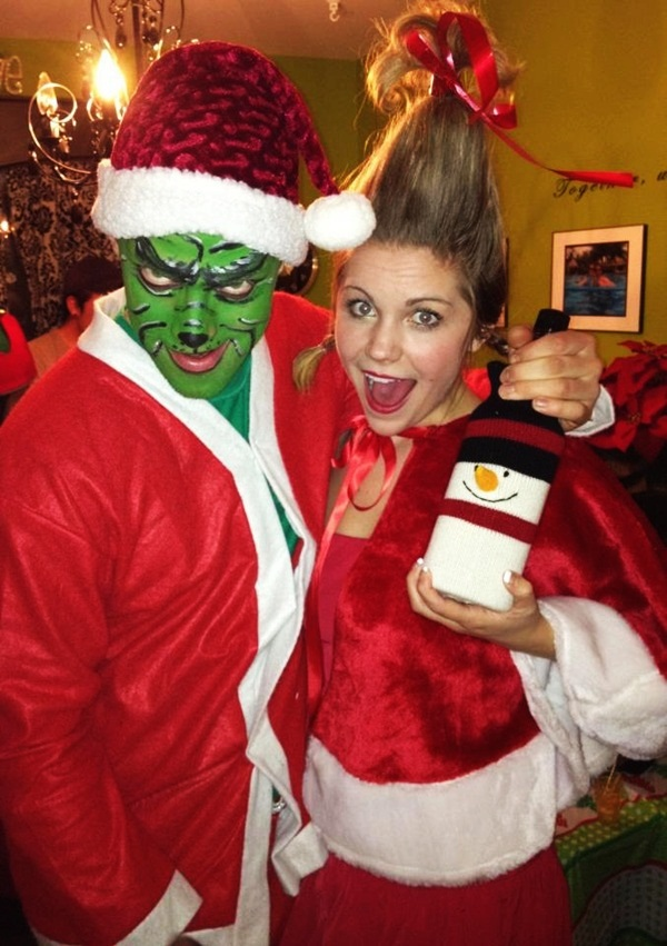 Beautiful Christmas Costume Ideas 35 Outfts
