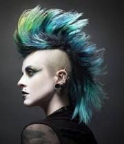 punk hairstyles guys