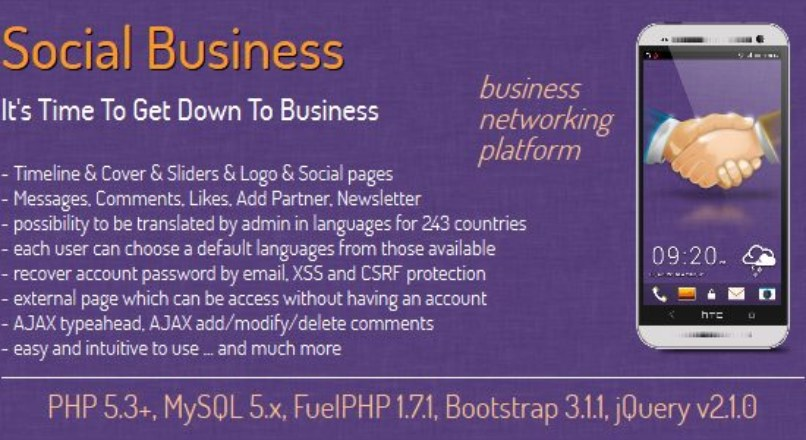 Social Business – social business networking