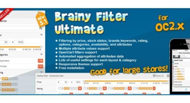 Brainy Filter Ultimate 5.1.2 OC2.3 с переводом на русский