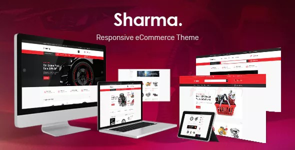 Sharma - Accessories Car OpenCart Theme (Included Color Swatches)