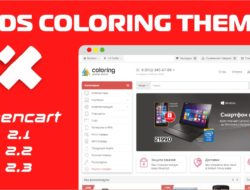 Адаптивный шаблон — XDS Coloring Theme 1.6.6 <b>VIP</b>
