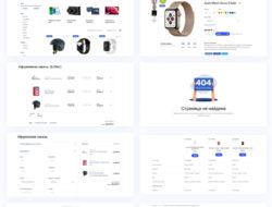Техникс — Универсальный Шаблон Opencart Nulled