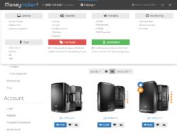 Продающий шаблон Moneymaker V.2.7.0