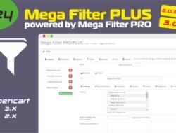 Mega Filter PLUS [powered by Mega Filter PRO] v 2.0.5.6.5.5 — 3.0.1.7