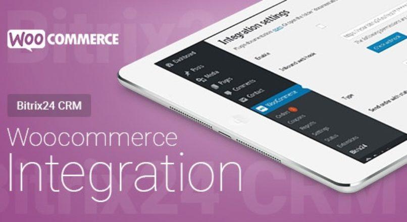 WooCommerce — Bitrix24 CRM — Integration | WooCommerce — Битрикс24 CRM — Интеграция