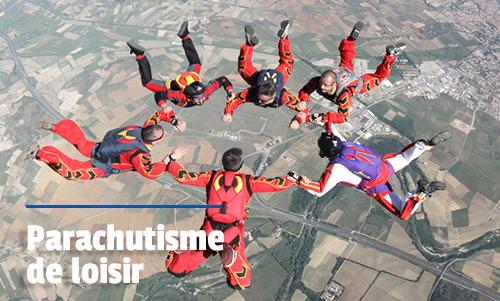 fepp parachutisme loisir