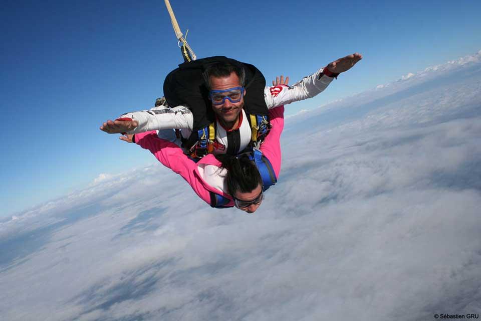 parachutisme corse ghisonaccia