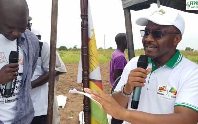 Discours de de l'ambassadeur du Zimbabwe lors de la JPO