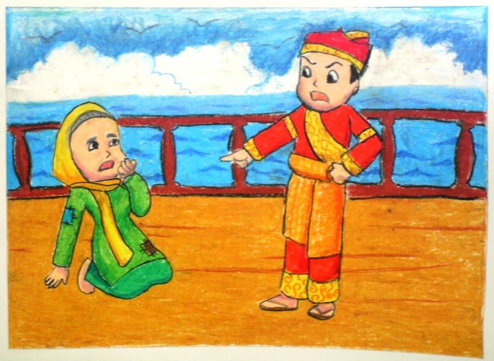 Cerita Rakyat  Malin Kundang  Fera Deslia Ahyar