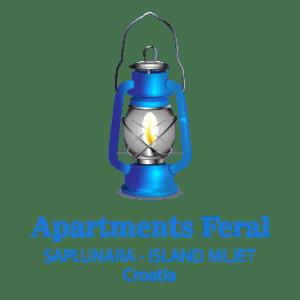Feral Apartments - Mljet