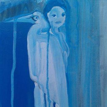 Blue goddess 2