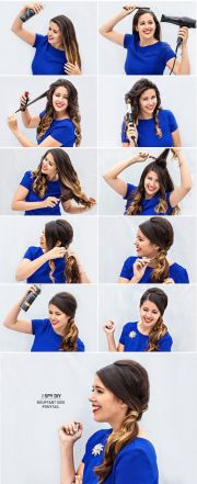 easy ponytails hairstyle