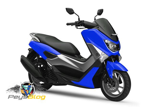 11 Varian Warna Yamaha N