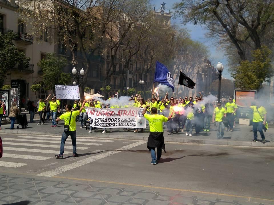 TRIBUNA: El silencio de los medios: Los estibadores han ganado