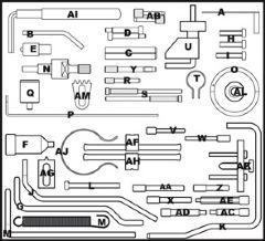 Fercar Europa: Herramienta manual, neumática, eléctrica