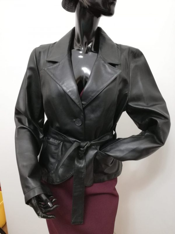giacca patermo donna di pelle