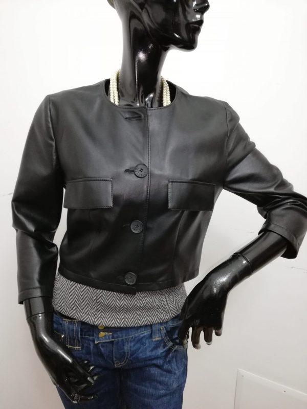 giacca patermo donna modello chanel