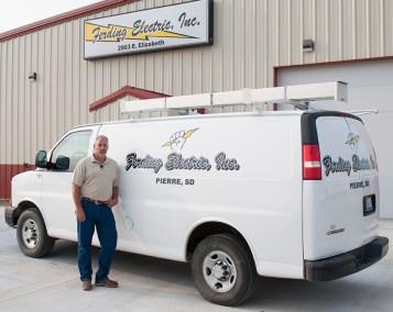Scott Jacobsen, Electrical Contractor & Owner