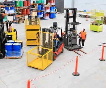 SIO Forklift Depnaker Untuk Operator Profesional