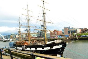 Jeanie Johnston Tall Ship
