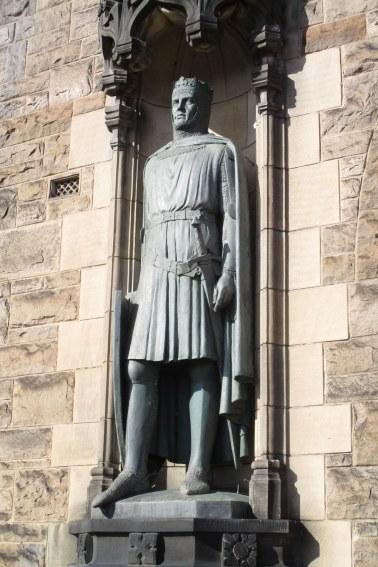 Statuia lui Robert the Bruce