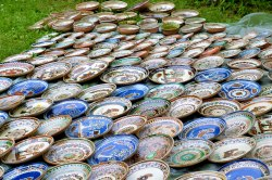 """Horezu"" pottery"