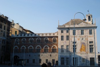 Palazzo San Giorgio (Piazza Caricamento)