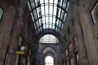 Galleria del Corso - interior