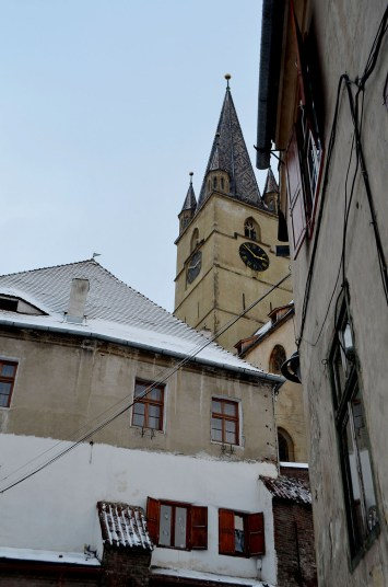 The Lutheran Cathedral from another angle