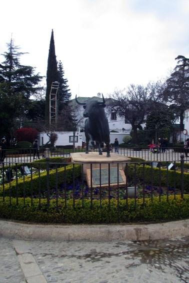 Plaza de Toros, monumentul dedicat taurilor