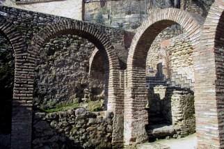 Băile romane (exterior)