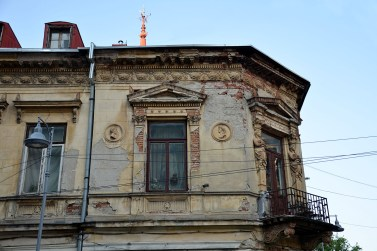 House with Caryatids