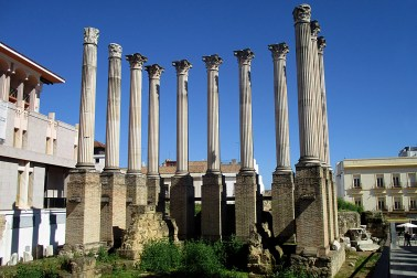 Coloanele romane din Córdoba