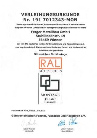 RAL-Gütezeichen-für-Montage_Ferger