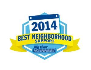 Neighborhood Support Award