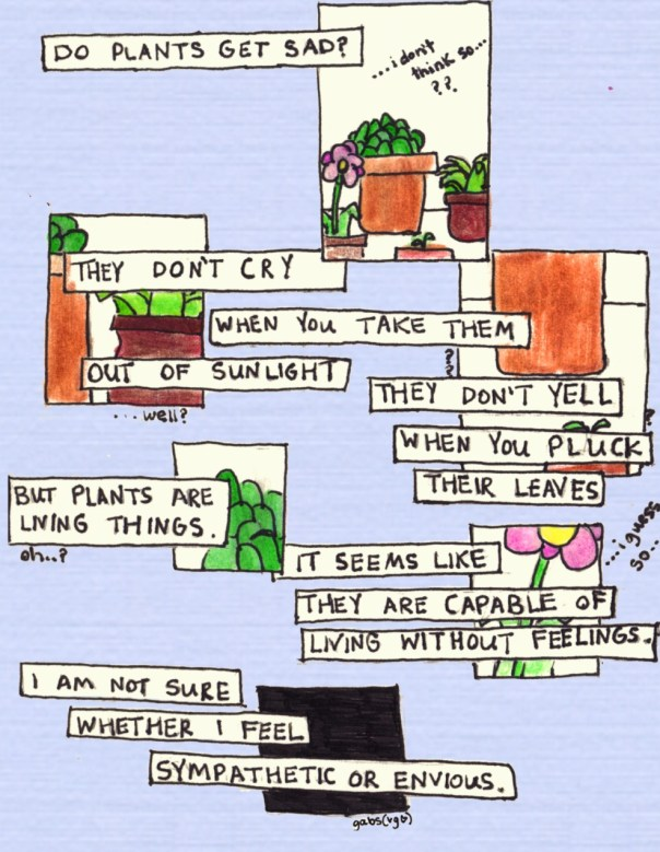 sadgirlscribbles-plants