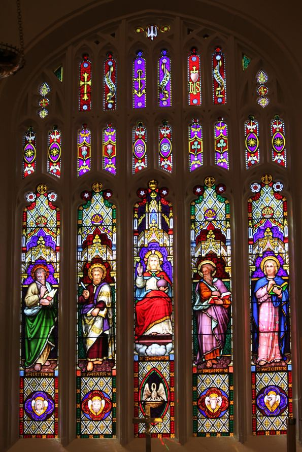 03-12-1869: Christ Church, Moorabool St, Geelong, Victoria. (2/6)