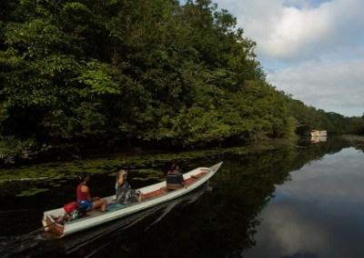 Partnership for the Conservation of Amazon Biodiversity (PCAB)