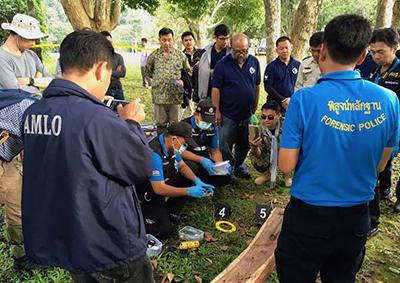 USAID Wildlife Asia Combating Wildlife Trafficking Training Center