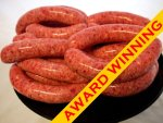 award winning beef links