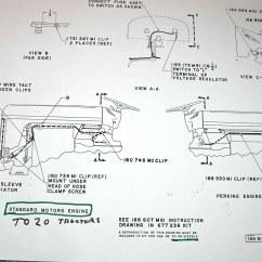 Ferguson T20 Wiring Diagram E39 Engine For Massey 135
