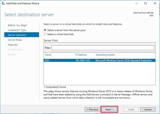 Windows Server 2016 Additional Domain Controller Kurulumu ve Yapılandırılması