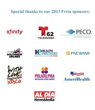 2013 Sponsor Logos Collage