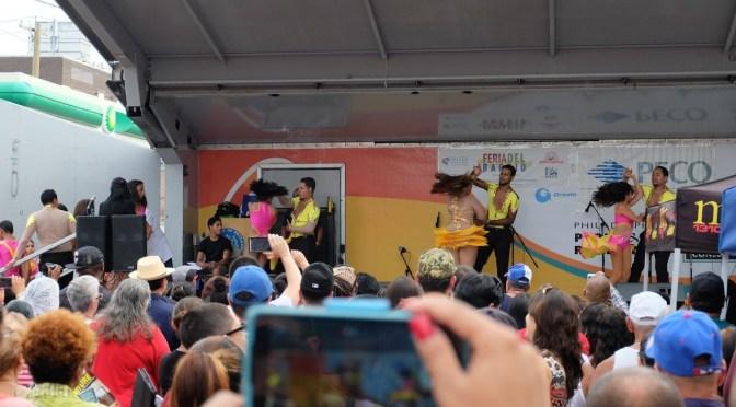 Photos of the 30th Feria del Barrio