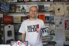 Librería Tusitala - Agustín Lozano