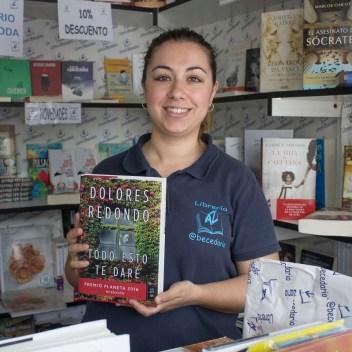 Librería Abecedario Central - Patricia López