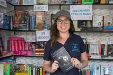 Librería Abecedario Pardaleras - Sandra Sama